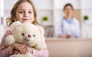Why do children love teddy bears?