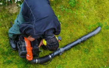 Why do you need leaf blowers for garden cleaning?