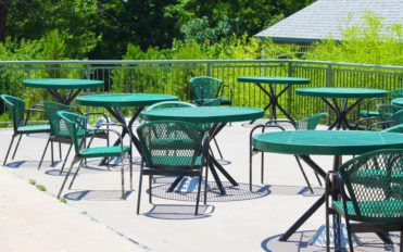 3 great instances to use patio furniture