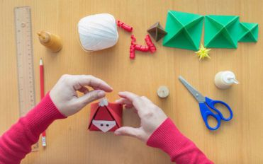 Be a part of the DIY culture of arts and crafts
