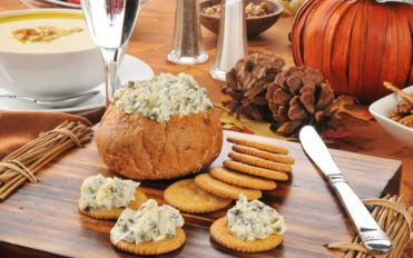 Easy thanksgiving party dips