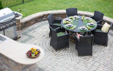 Getting familiar with BQ garden furniture