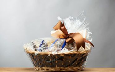 Gift baskets for various occasions