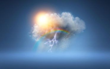 How is weather formed?