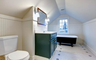 How to design a small bathroom?