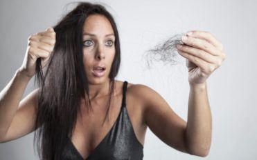 Most common causes for hair fall