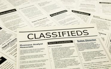 Origin and usefulness of free local classifieds