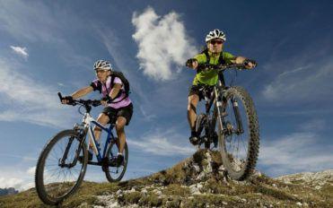 Popular types of terrains in mountain biking