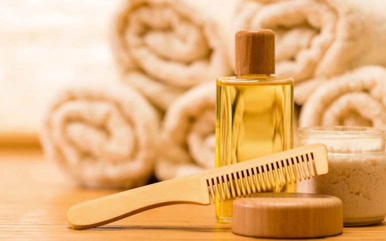 Six oils that are great for hair growth