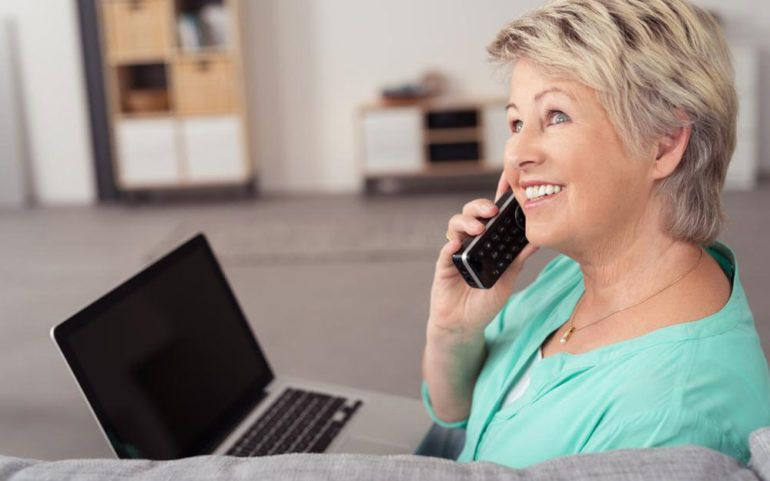 Things to consider before applying for senior cell phone plans
