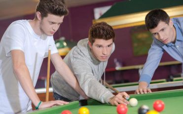 Top differences in the American and English pool game