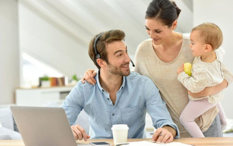 Financial benefits of starting a home-based business