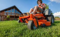 Key features of a zero turn mower