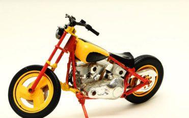Tiny bike, big thrills