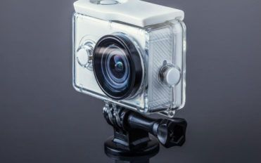 4 GoPros for different recording needs