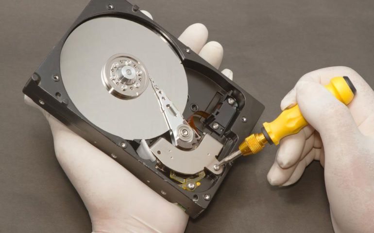 Top 4 providers of data-recovery services