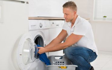 User-friendly washer dryer combos for big families